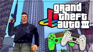 getlinkyoutube.com-GTA 3 PS4 HD Gameplay! Cheats, Funny Moments, Lets Play GTA 3! (Grand Theft Auto 3 PS4 HD Gameplay)