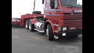 getlinkyoutube.com-Scania 143 V8 #Steffani flogao/ninjasdors