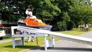 Model of RNLB Kiwi   Moelfre Lifeboat