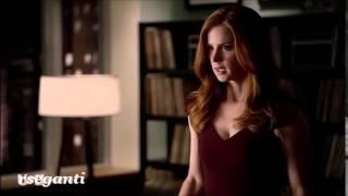 getlinkyoutube.com-Suits - Harvey Donna - Say Something S05E01