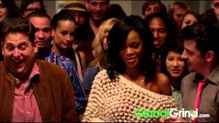 getlinkyoutube.com-Rihanna Takes Your Panties Off -- This Is The End Song