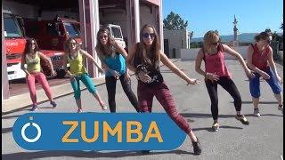 getlinkyoutube.com-Zumba cardio para reducir abdomen y cintura