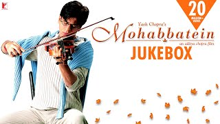 getlinkyoutube.com-Mohabbatein Audio Jukebox | Full Songs | Shah Rukh Khan | Aishwarya Rai