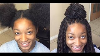 getlinkyoutube.com-#38. Marley Twist ; HOW TO