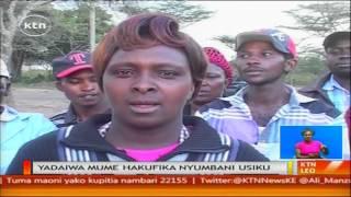 Mwanamke akata uume wa mumewe baada ya kugombana huko Nyeri
