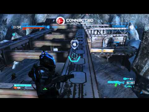 Lost Planet 3 Lets Play Exclusive Akrid Survival Mode Multiplayer Outpost Map
