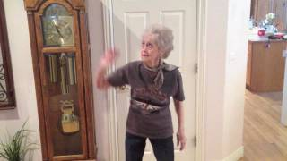 My 90-year-old Grandma Got Them Moves Like Jagger - Maroon 5/Christina Aguilera