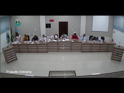 Sessão da Câmara Municipal de Goioerê do dia 20 de Março de 2017 - Cidade Portal