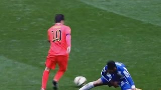 Lionel Messi ● 20 FILTHY Ankle Breaker Skills | HD