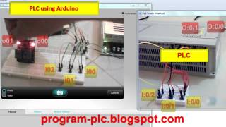 getlinkyoutube.com-Build a Simple PLC using Arduino UNO