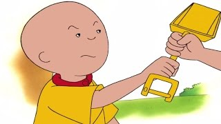 getlinkyoutube.com-Caillou Full Episodes - Grumpy Caillou | 4 Hours | Cartoons for Children | #CaillouHolidayFun