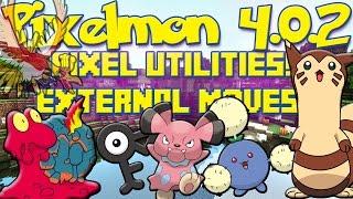 getlinkyoutube.com-Pixelmon 4.0.2 Update Review! | Unown, Furret, NEW ITEMS! | Pixel Utilities!