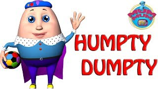 Humpty Dumpty Nursery Rhyme Song