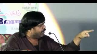 getlinkyoutube.com-T Rajendar angry speech about DANDANAKKA