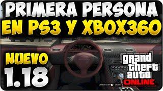 getlinkyoutube.com-GTA 5 ONLINE 1.18 - TRUCO PRIMERA PERSONA EN PS3 Y XBOX360 MUY FÁCIL - GTA V ONLINE 1.18