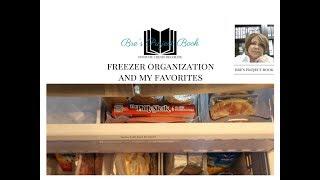 ORGANIZE w/BRE:  My Bottom Refrigerator Freezer & Favorite Essentials
