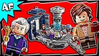 getlinkyoutube.com-Lego Ideas DOCTOR WHO 21304 Stop Motion Build Review