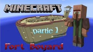 "getlinkyoutube.com-Minecraft: Map Aventure  - ""Fort Boyard"" 1/3 [FR/HD]"