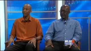 Larry Hawkins II interviewed on WLOX-TV | HawkDG