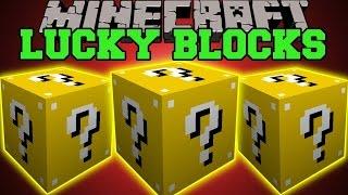 getlinkyoutube.com-Minecraft Kapışması - Şanslı Bloklar!
