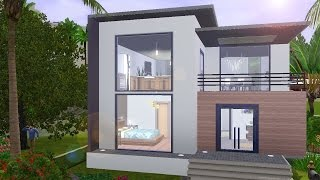 getlinkyoutube.com-The sims 3 house building │ Canal 13 [HD]