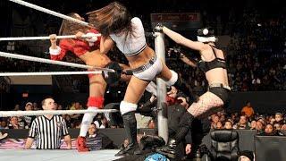 getlinkyoutube.com-WWE Tribute to the Troops 2014: Divas Battle Royal (720p)