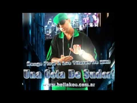 Una gota de sudor ÑENGO FLOW NEW 2011   YouTube