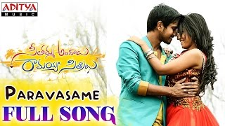 getlinkyoutube.com-Paravasame Full Song || Seethamma Andalu Ramayya Sitralu Songs || Gopi Sunder