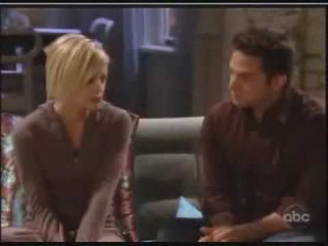 Maxie 5-4-09 *Johnny saves Maxie from the attacker*