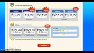 getlinkyoutube.com-Fantage Cheat: How to get free eCoins (or Membership)