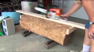 getlinkyoutube.com-Cutting boards with the Hadden Lumber Maker #1