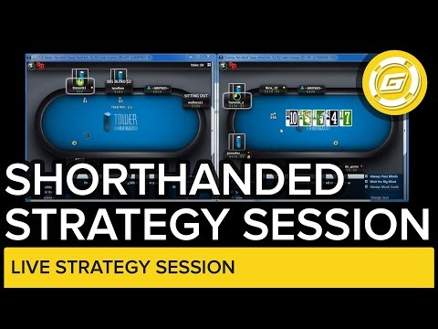 Gripsed Poker Training Promotional Video - Online Poker Strategy Shorthanded