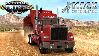 getlinkyoutube.com-American Truck Simulator MACK SUPERLINER