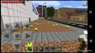 getlinkyoutube.com-Mod de comandos do Minecraft Pe(celular)!!!