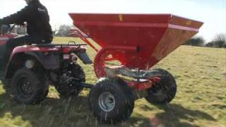 Quad-X Salt Spreaders / Sowers