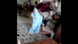 getlinkyoutube.com-Beating up little brother!