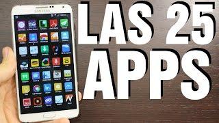 getlinkyoutube.com-Las 25 Apps imprescindibles para Android