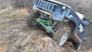getlinkyoutube.com-JEEP CRASH OFF ROAD SLOVAKIA.wmv