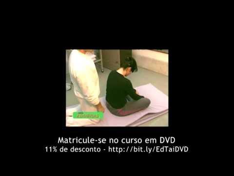Curso de Massagem Tailandesa: É hora de relaxar. EDUBRAS em DVD.