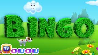 getlinkyoutube.com-BINGO Dog Song - Nursery Rhyme With Lyrics - Cartoon Animation Rhymes & Songs for Children