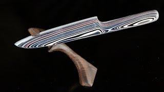 getlinkyoutube.com-100円包丁でカスタムナイフを作ってみた