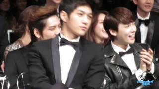 getlinkyoutube.com-141203 MAMA This is KimMyungSoo Not L Part 2~