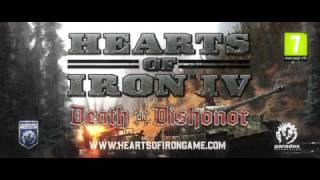 Hearts of Iron IV - Death or Dishonor Bejelentés Trailer