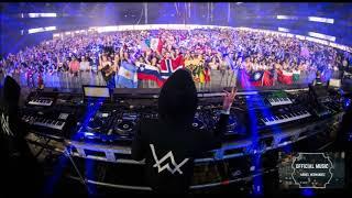 Ina Wroldsen Strongest Alan Walker Remix Official Music