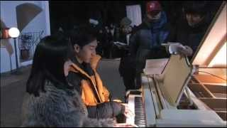 getlinkyoutube.com-TK2H BTS Piano Scene Ha Ji Won n Lee Seung Gi