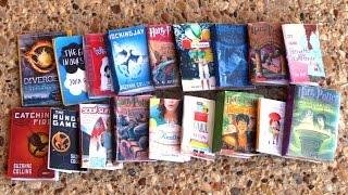 getlinkyoutube.com-How to Make: Mini Books for your American Girl Doll!