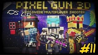 getlinkyoutube.com-Pixel Gun 3D - iOS #11 [German/LP/HD+/Elgato] - Großes Comeback ^^