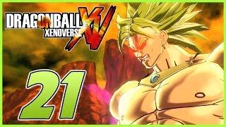 getlinkyoutube.com-Dragon Ball Xenoverse: Quête secrète Broly | Episode 21 [FR]