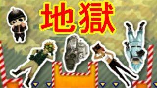 getlinkyoutube.com-【1/16】無料プレイがなくなって地獄が待っていた 3DS UFOキャッチャー バッジとれーるセンター実況 バシャーモ練習台・戦車氷穴台