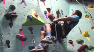 A New Kind of Physical Therapy - Rock Climbing for the Disabled